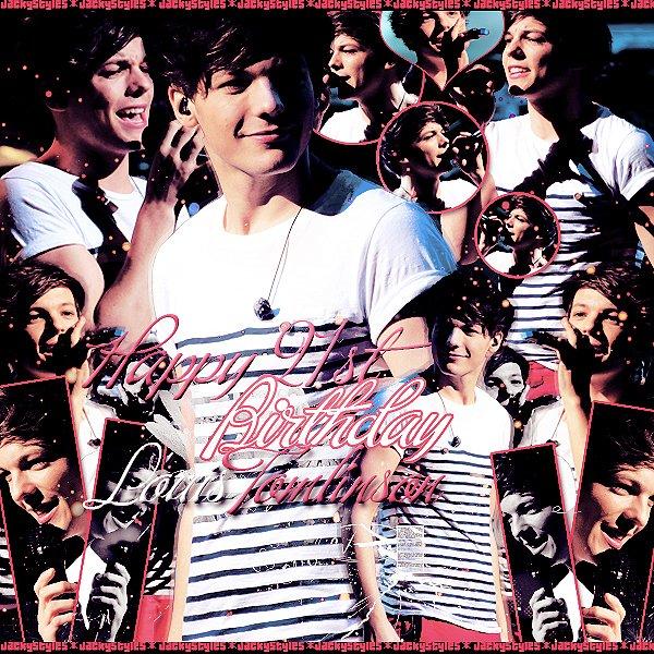 Joyeux anniversaire Louis!!!