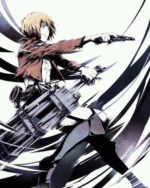 Armin de SNK