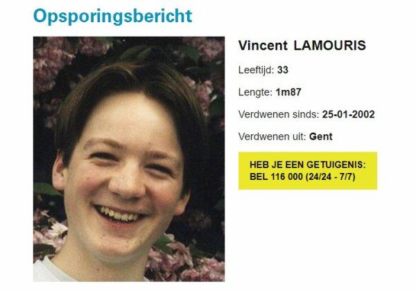 Vincent LAMOURIS
