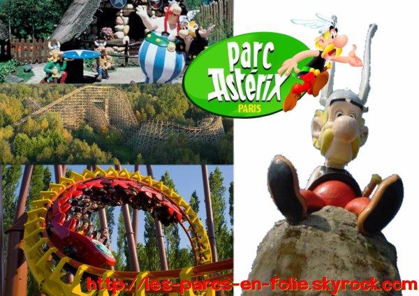 Second parc : le Parc Astérix