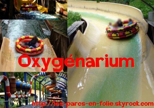 Parc Astérix : L'Oxygénarium