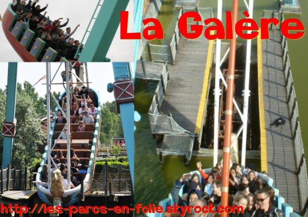 Parc Astérix : La Galère !