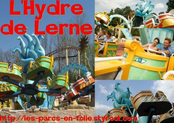 Parc Astérix : L'Hydre de Lerne