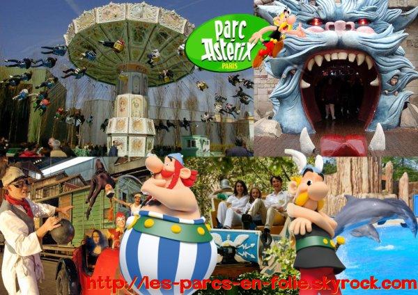 Parc Astérix : Les autres attractions du Parc Astérix