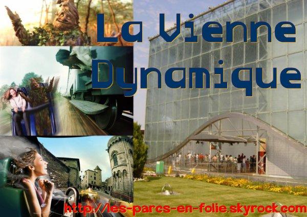 Futuroscope : La Vienne Dynamique