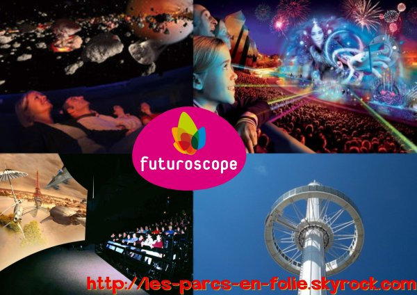 Futuroscope : Les autres attractions
