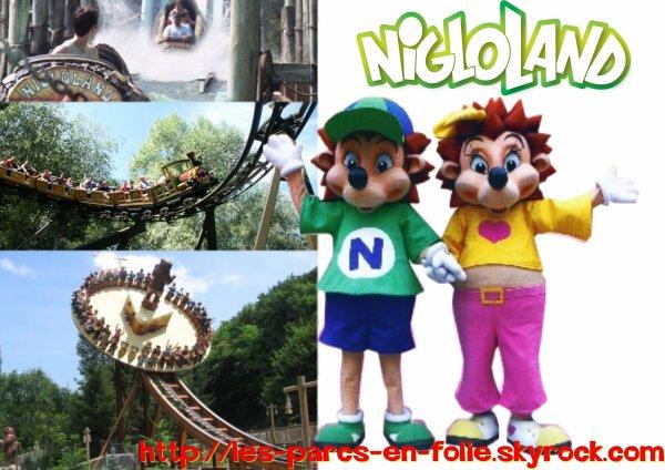 Quatrième parc : Nigloland