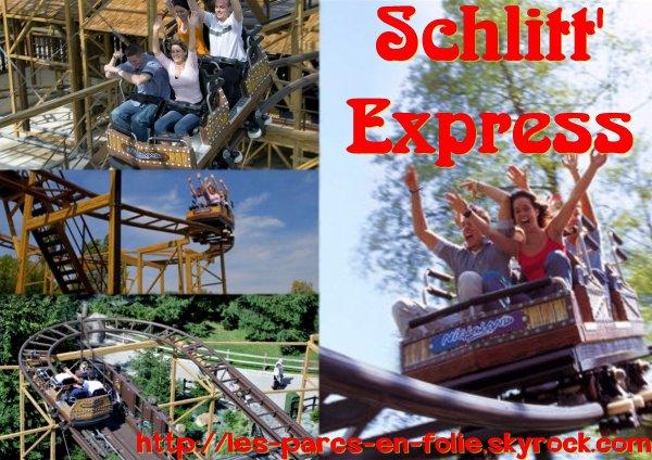 Nigloland : le Schlitt'Express