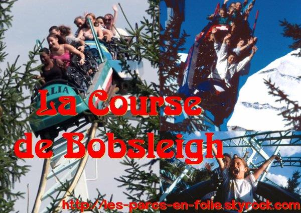 Nigloland : La Course de Bobsleigh