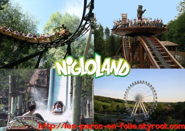 Nigloland : Les autres attractions