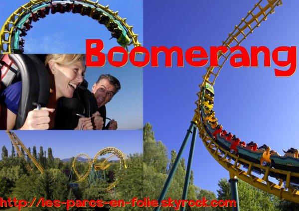 Walibi Rhône-Alpes : Boomerang