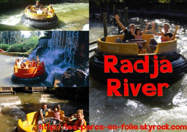 Walibi Sud-Ouest : Radja River