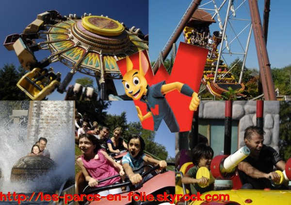 Walibi Sud-Ouest : Les autres attractions