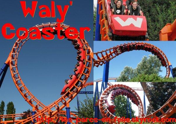 Walygator : Waly'Coaster