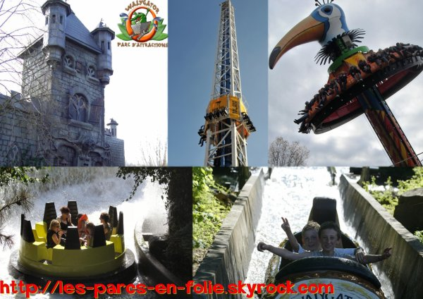 Walygator : les autres attractions