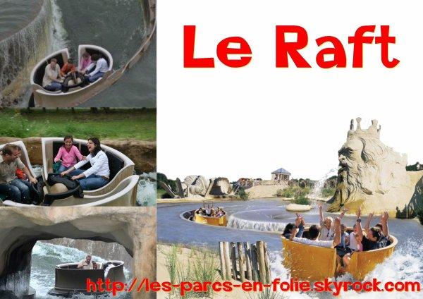 Bagatelle : Le Raft