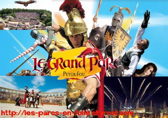 Les autres parcs français : le Puy du Fou