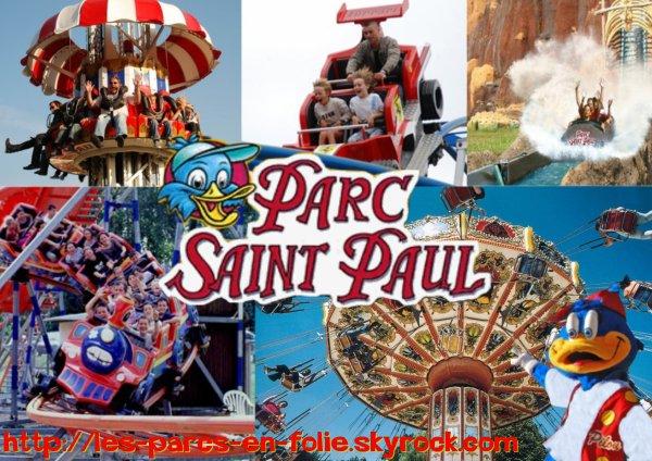 Les autres parcs français : Parc Saint-Paul