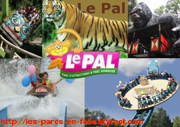 Les autres parcs français : Le Pal