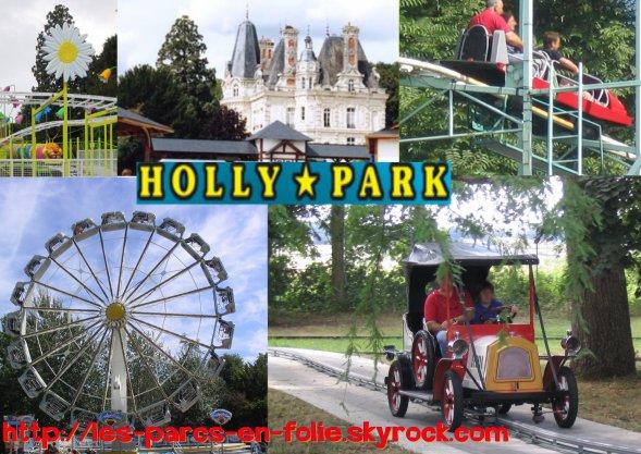 Les autres parcs français : Holly Park