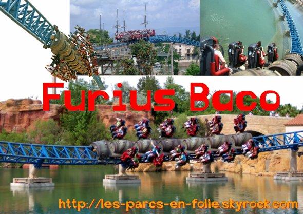 Port Aventura : Furius Baco