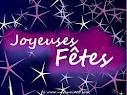 bonnes fêtes de fin d'années à tous :)