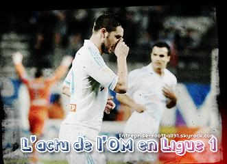 ■ Toute l'actu de  L'OM en Ligue1 ■
