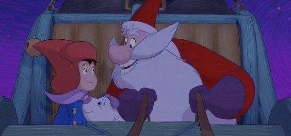 L'apprenti Père-Noël