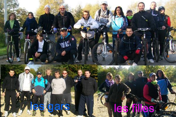 rando vélo nogent sur l'oise(23/10/2011)