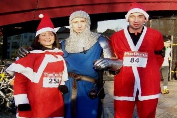 corrida de thiais 10km(18/12/2011)