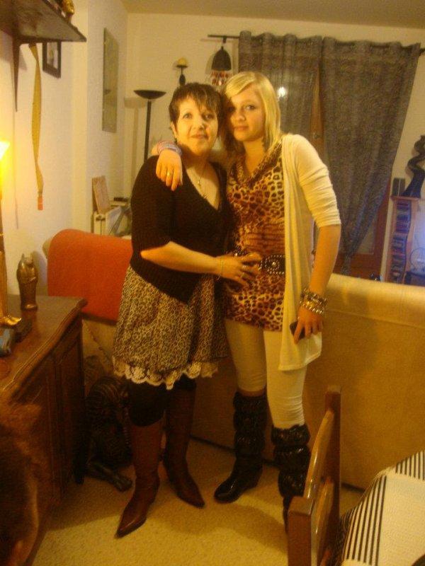 moi et la madre