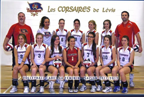 le volley-ball ♥
