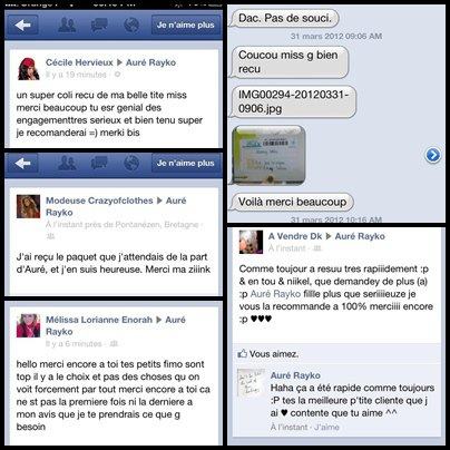 mes appreciations :) skyrock et facebook (ceci n'est qu'un appercu de mes appreciations)