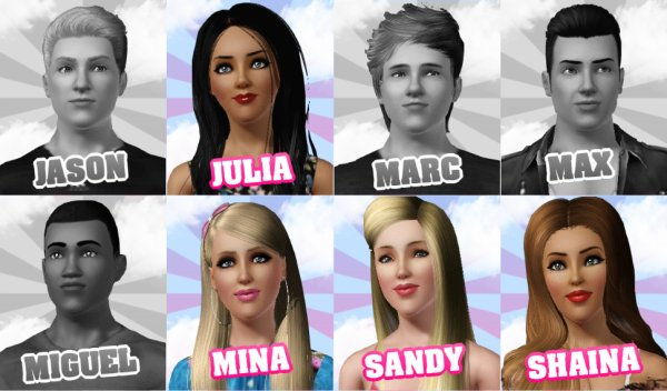 "Secret Story Sims 1 ""UnderWater"""