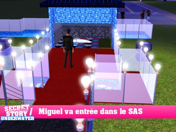 Secret Story Sims UnderWater Saison 1 Prime 1 part 3