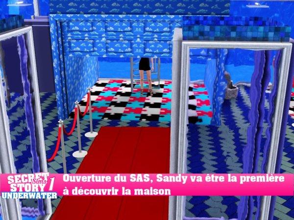 Secret Story Sims UnderWater Saison 1 Prime 1 part 3