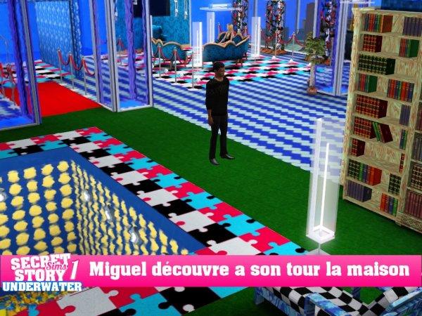 Secret Story Sims UnderWater Saison 1 Prime 1 part 4