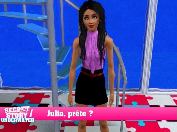 Secret Story Sims UnderWater Saison 1 Prime 1 part 5