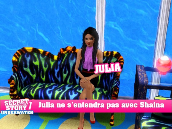 Secret Story Sims UnderWater Saison 1 After 1 part 1