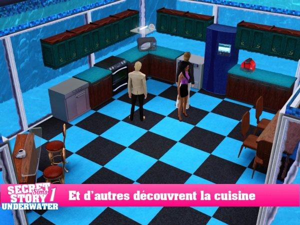 Secret Story Sims UnderWater Saison 1 After 1 part 2