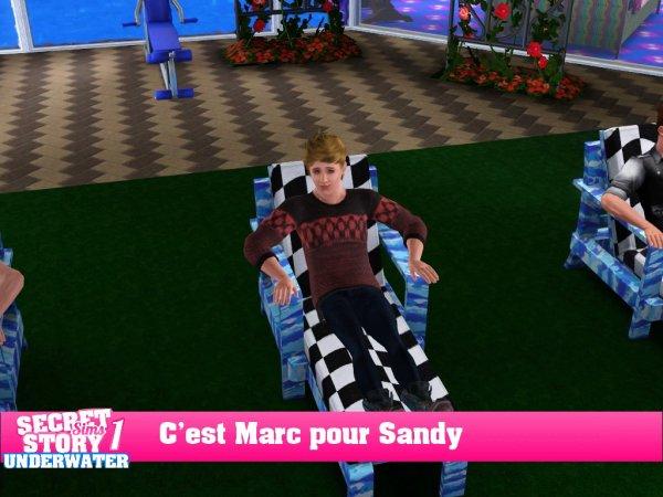 Secret Story Sims UnderWater Saison 1 Quotidienne 2 Part 2
