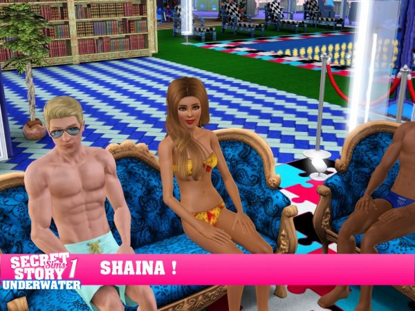 Secret Story Sims UnderWater Saison 1 : Quotidienne 2 Part 6