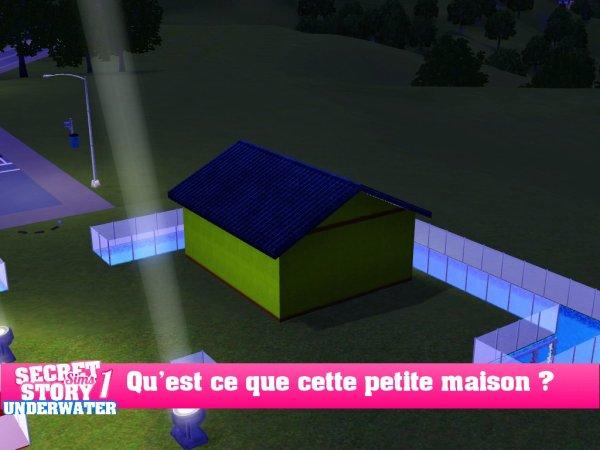 Secret Story Sims UnderWater Saison 1 Quotidienne 3 Part 1