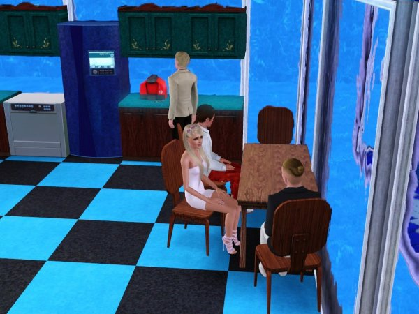 Secret Story Sims UnderWater Saison 1 After 2 part 2