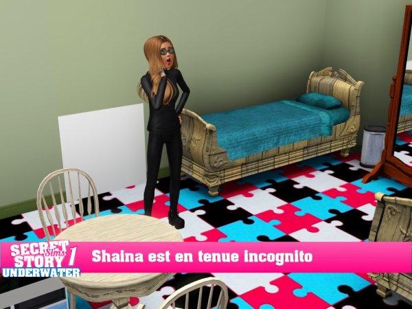 Secret Story Sims UnderWater Saison 1 Quotidienne 5 Part 4