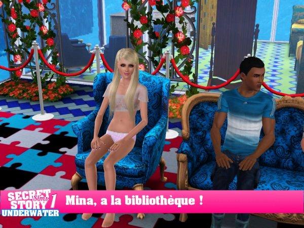 Secret Story Sims UnderWater Saison 1 Quotidienne 7 Part 3