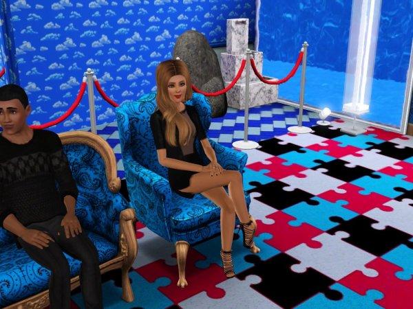 Secret Story Sims UnderWater Saison 1 Prime 3 Part 1