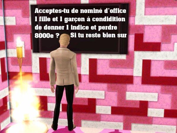 Secret Story Sims UnderWater Saison 1 Prime 3 Part 2