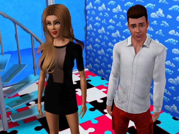 Secret Story Sims UnderWater Saison 1 Prime 3 part 4