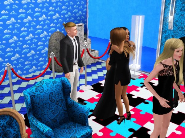 Secret Story Sims UnderWater Saison 1 Prime 3 part 5